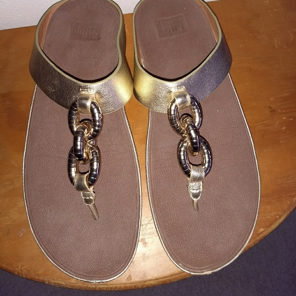 ffd32080a Fitflop Shoes - FITZFLOP leather sandal